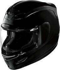 Icon Airmada Gloss Helmet Black 3XL XXXL NEW