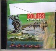 (BL441) Ulus Muzik, Ege Bölgesi - CD