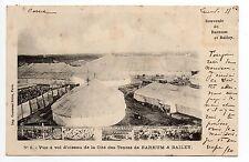 LE CIRQUE et ses thémes BARNUM et BAILEY vue de la cité des tentes