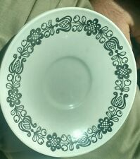 Lot of 3 teacup saucers broadhurst English Ironstone Made In England Vintage