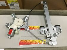 2007-2013 TAHOE YUKON RIGHT REAR WINDOW  REGULATOR NEW GM # 23227001