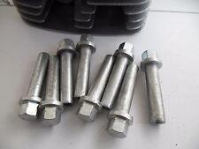 SUZUKI T-20/250/305/350,TC-250 NOS CYLINDER HEAD NUT OEM # 09159-08004