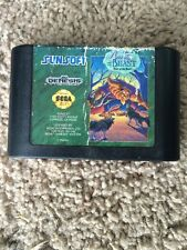Disney's Beauty and the Beast: Roar of the Beast  (Sega Genesis, 1993) CARTRIDGE