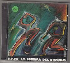 BISCA - lo sperma del diavolo CD