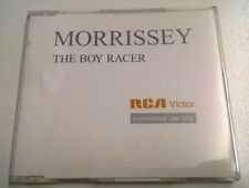 Morrissey The Boy Racer Promo CD Single (Boy1)