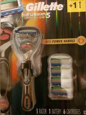 Gillette Fusion 5 Proglide w/ Power Handle