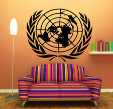 Wall Room Decor Art Vinyl Sticker Mural Decal Planet Aim Laurel Pictures FI191