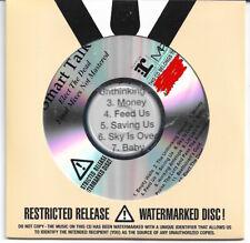 Smart Talk (Serj Tankian) - Elect The Dead - Rare USA 12 track promo CD SEALED