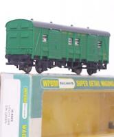 RARE WRENN W4323 OO GAUGE - SR SOUTHERN RAILWAYS GREEN LIVERY UTILITY VAN S2371S