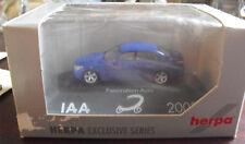 RARE Herpa Exclusive HO 1/87 2003 IAA BMW 5301 Car 1/500 NIP