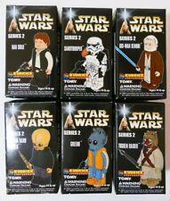 Medicom Kubrick Star Wars Series 2 Complete set of 6 BNIB from Japan 2003