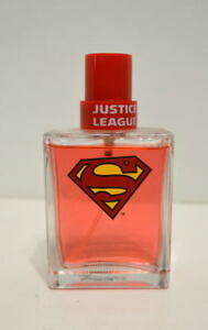 Justice League SUPERMAN 3.4 oz Kids Boys edt Eau de Toilette Cologne Spray