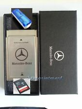 PCMCIA TO SD SDHC CARD Adapter for Mercedes-Benz+16G Card +Reader Hundreds sold