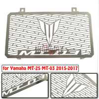 Motorbike Radiator Grill Guard Cover Protector for Yamaha MT-25 MT-03 15-17 2016