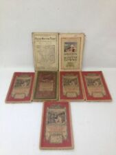Vintage Original Antique County Maps