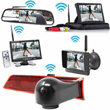 Digital Wireless Reversing Camera For Ford Transit Custom Monitor Amp Sony Chipset