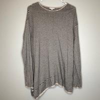 Pure J. Jill Sweater, Cashmere Cotton Blend, Long sweater, Size M