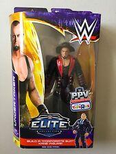 WWE Elite Toys R Us Exclusive UNDERTAKER Wrestling Figure Wrestlemania WWF Kane