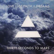 Thirty Seconds To Mars - Love Lust Faith + Dreams Vinyl LP (509999 75423 1 5)