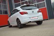 FMS Gruppe A Anlage Stahl Opel Corsa E (S-D, ab 11.14) 1.4l Turbo 74/110kW