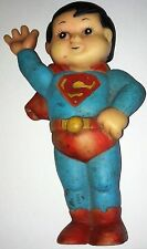 SUPERMAN Squeeze Toy By PROTECTO Superman DC Comics 1978 Super Junior