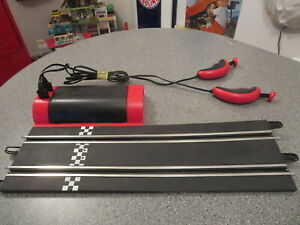 CARRERA SLOT CAR POWER PACK AND CONTROLLERS CLEAN
