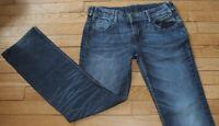 LEVIS 570 Jeans pour Femme W 32 - L 32  Taille Fr 42  (Réf #S307)