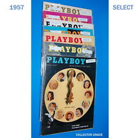 Playboy 1957 | Collector Grade | Multi-Listing | Fine to Near Mint | Select