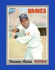 1970 Topps Set Break #278 Tommie Aaron NM-MT OR BETTER *GMCARDS*