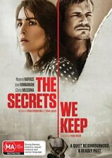 The Secrets We Keep as DVD Region 4