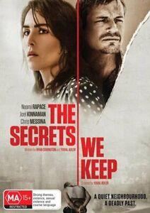 Secrets We Keep, The DVD