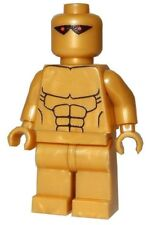 **NEW** LEGO Custom Printed - AMAZO GOLD - DC Universe Minifigure