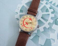 POBEDA Propaganda USSR Hammer and sickle 1957 years Vintage mechanical Watch