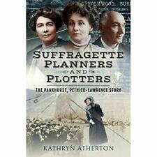 Suffragette Planners and Plotters: The Pankhurst/Pethic - Paperback / softback N
