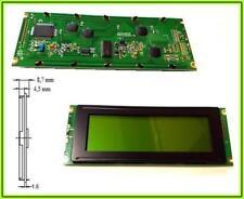 Powertip LCD Grafik Display 24064 GLCD 240*64 PG24064E-PD T6963C 1 Stück