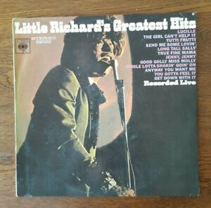 (LITTLE RICHARD'S Greatest Hits -Recorded Live)-G1-LP