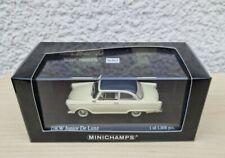 1:43 Minichamps DKW Junior De Luxe 1961 Cream 1 of 1008 pcs.