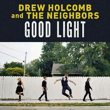 Drew Holcomb, Drew Holcomb & the Neighbors - Good Light [New CD]