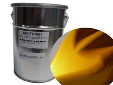 0,5 litre prêt à pulvériser peinture base eau Bonbons Jaune metallique