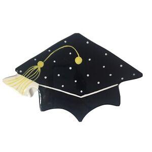 Coton Colors Happy Everything Big Graduation Cap Attachment Rare Retired NEW