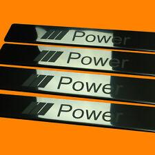 410040 BRILLANT 4 LES SEUILS DE PORTE CONVIENT POUR BMW 5 SERIES E39 (POWER)