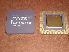 Intel 80C186 16 bit CPU : High-integration Embedded Processor 68 PIN CLCC