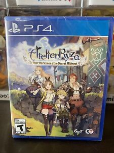 Atelier Ryza Ever Darkness & The Secret Hideout PlayStation 4 / PS4 -