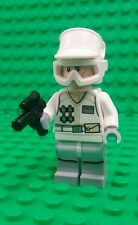*NEW* Lego Star Wars Rebel Resistance Fighter White Hoth Minifigure Figure x 1