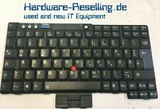 Teclado Original Keyboard Qwertz Lenovo IBM 42T3438 42T3470 KS90-GR