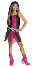 Monster High Spectra Vondergeist Child Costume Colorful Theme Party Halloween
