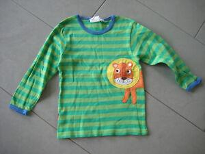 Neuwertiges Sweatshirt von Toby Tiger für Jungen in Gr. 116 ( 5/6 J. )
