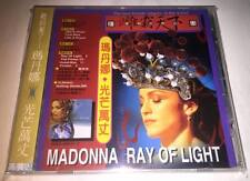 Madonna 1998 Ray Of Light Taiwan Divas Limited Edition Special Cover OBI CD