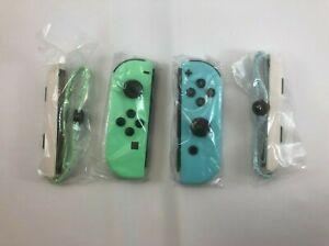 {Nintendo Japan Exclusive} Animal Crossing Joy-con Set for Nintendo Switch