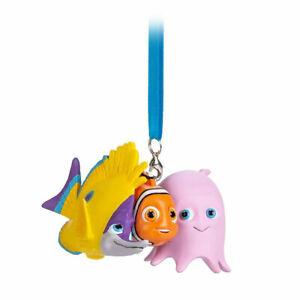 Disney Parks Nemo and Friends Christmas Ornament - Finding Nemo